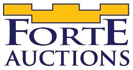 Forte Auctions Logo